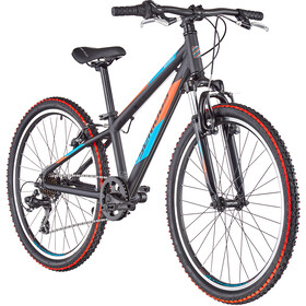 "Serious Rockville 24"" Niños, black/orange/blue"